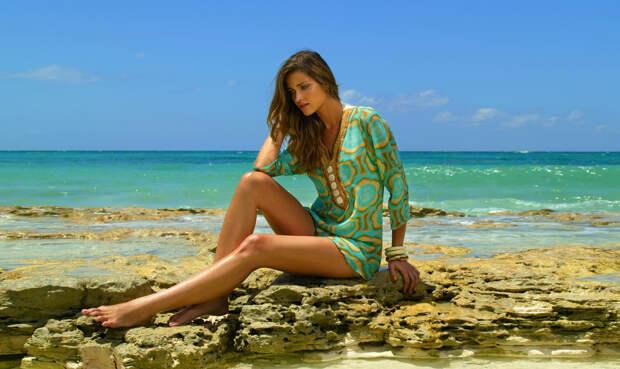Ана Беатрис Баррос: бразильское совершенство