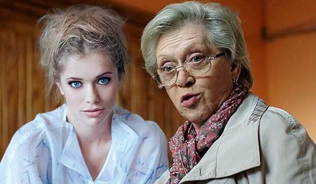 84-летняя Алиса Фрейндлих стала прабабушкой