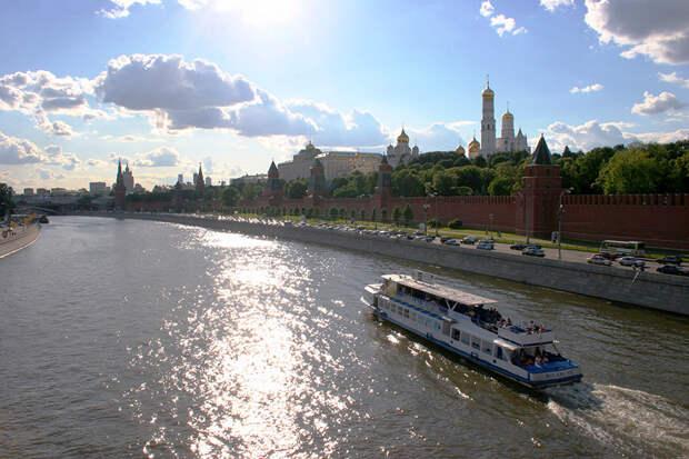Москву включили в топ-5 лучших городов мира