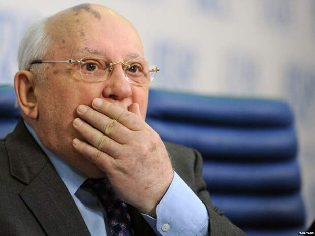 Перестройку придумал не Горбачев. Даже не представляете - кто