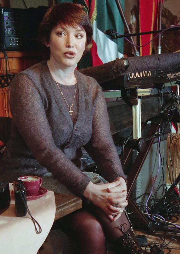 Анна Самохина в кино: княжна и возлюбленная мафиози