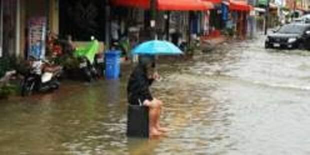 Синоптики обещают Пхукету два дня сильных дождей