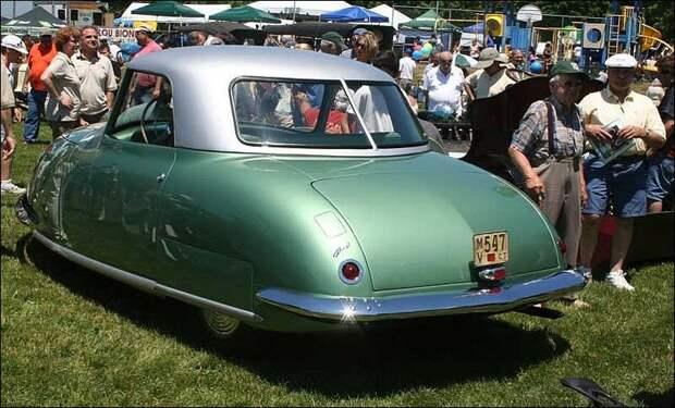 """Davis Divan - трёхколёсный """"диван"""" для четырёх человек Davis Divan, интересные автомобили, трехколесный автомобиль"""