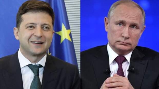 Политологи на Украине сломали голову в спорах, что значит ответ Путина для Зеленского