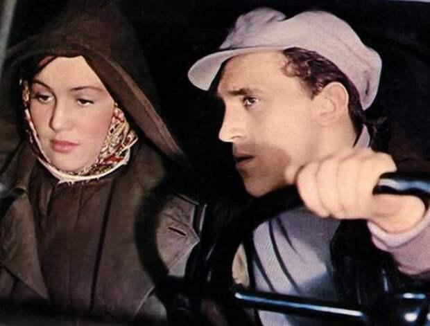 Татьяна Конюхова и Владимир Высоцкий | Фото: womanhit.ru