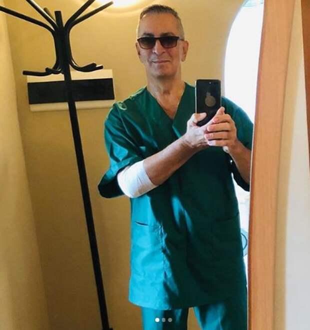 Александр Буйнов напугал поклонников болезненной худобой после тяжелой операции
