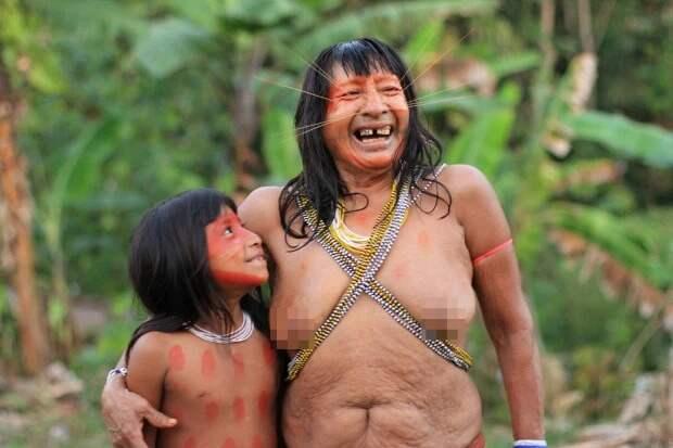 Дух Амазонки: жизнь древнего племени матсес— «людей-ягуаров»