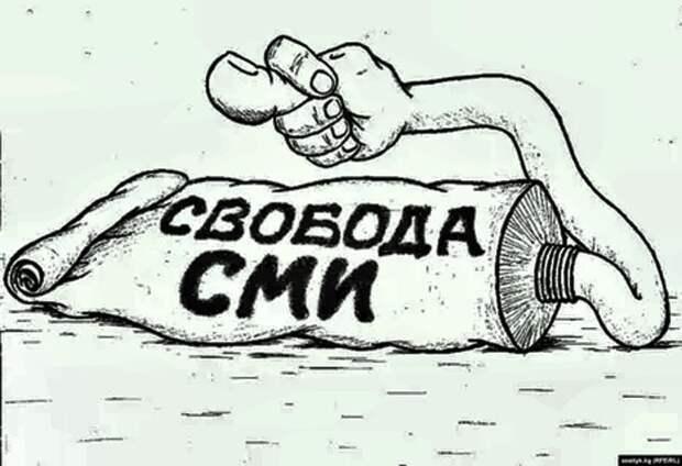 Игорь Олин. Бей свободную прессу, спасай – кого?