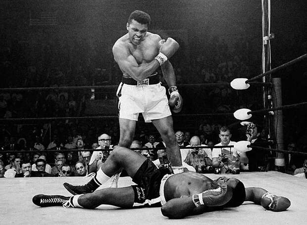 В США умер Мохаммед Али — один из величайших боксеров в истории спорта