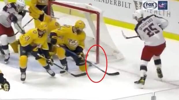 Не хватило сантиметров! Русский олимпийский чемпион Григоренко вернулся в НХЛ и чуть не забил в первой же игре