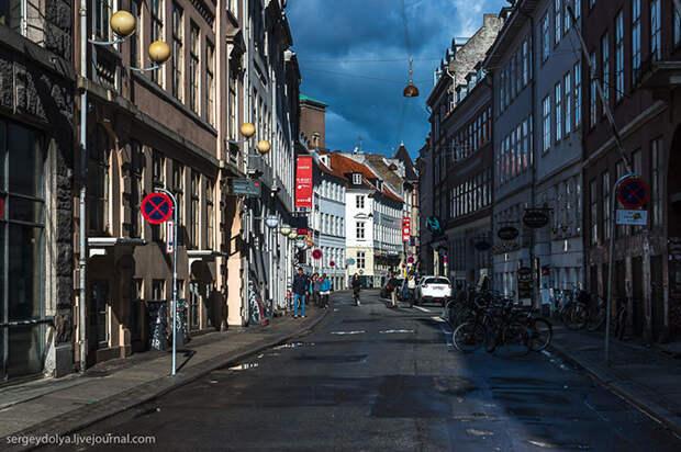 Копенгаген без Русалочки