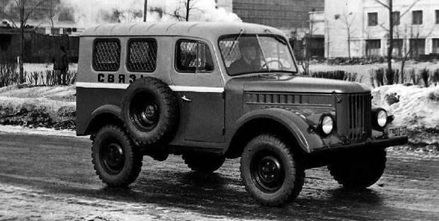 ГАЗ-19 автомобили, газ, фоторепортаж