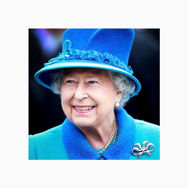 004 small Любимые броши британской королевы Елизаветы II