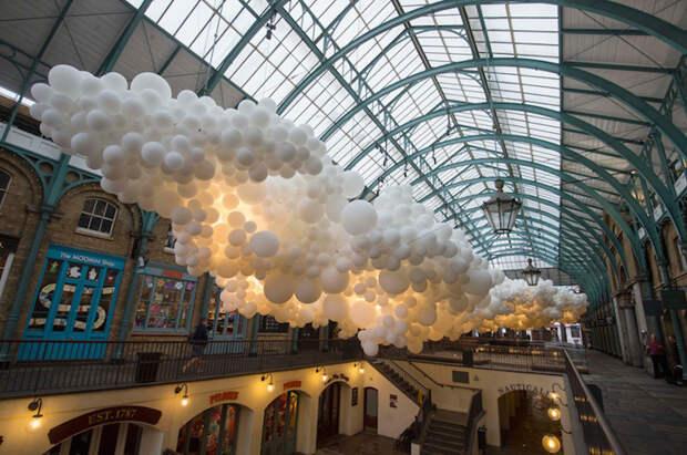 10 самых впечатляющих арт-инсталляций года