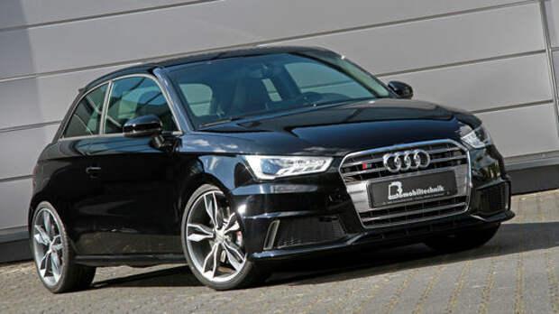 На зависть взрослым: Audi S1 начинает ядерную атаку