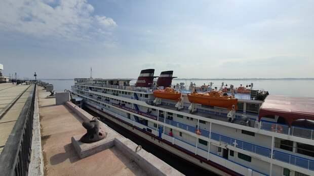 Пассажирская навигация на Волге 2021 года началась с Волгограда