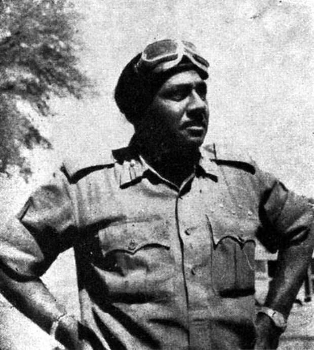 Бригадир Чаградж, отец индийской победы при Асал-Утаре, 1965 год - Индо-пакистанская война 1965 года: танковое сражение за Асал-Утар | Военно-исторический портал Warspot.ru