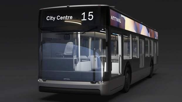 «Буханки» не будет: Arrival изменил дизайн своего электрического фургона