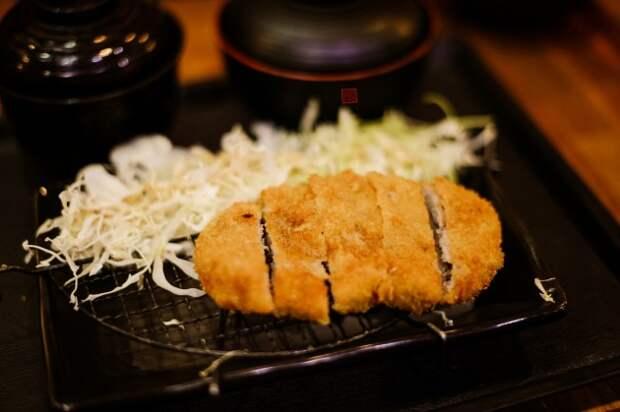 Кацу — мясные блюда