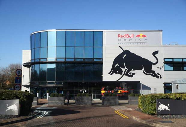 В Милтон-Кинсе началось строительство здания Red Bull Powertrains