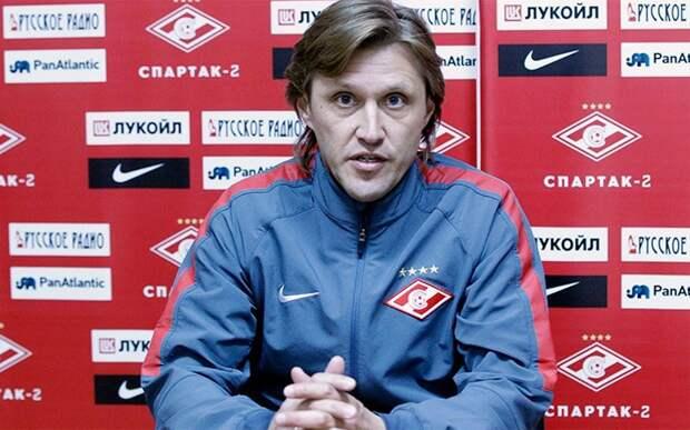 Бушманов: «Наша задача, чтобы игроки «Спартака-2» росли максимально быстро и раскрывали свой потенциал»