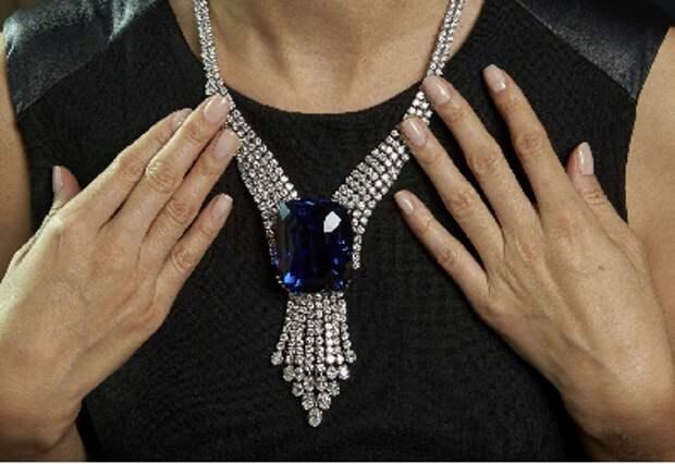 Интересные истории о самых знаменитых  и дорогих ожерельях
