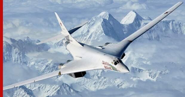 Российские бомбардировщики залетели в зону ПВО США