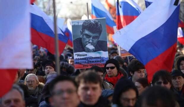 Демократическая оппозиция в России нуждается в поддержке Запада