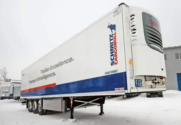 Рефрижераторный полуприцеп Schmitz Cargobull S.KO COOL: всё под контролем