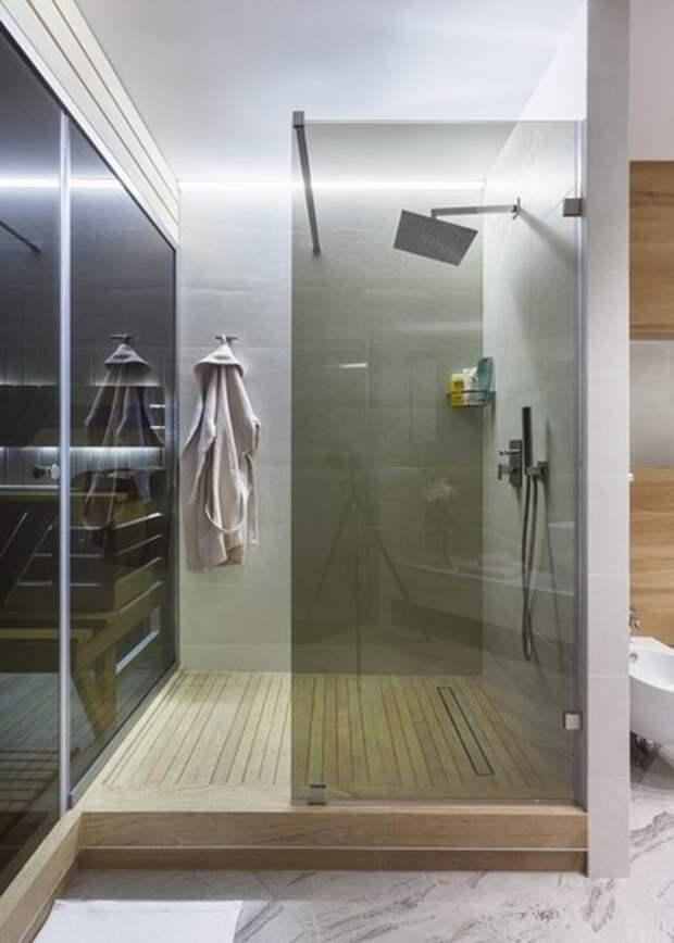 Современный Ванная комната by Наташа Ерошенко