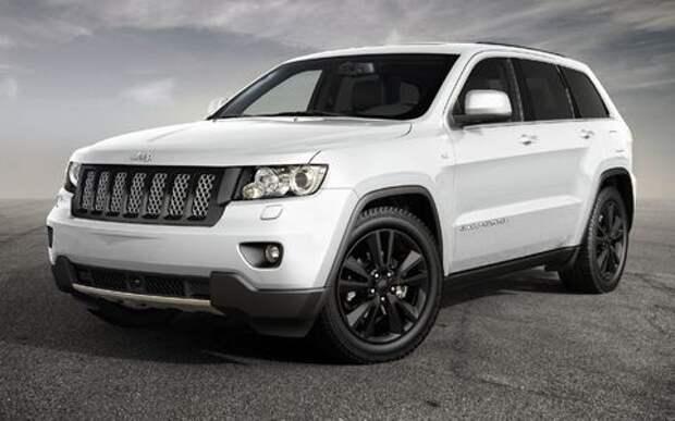 В России отзывают крупную партию Jeep Grand Cherokee