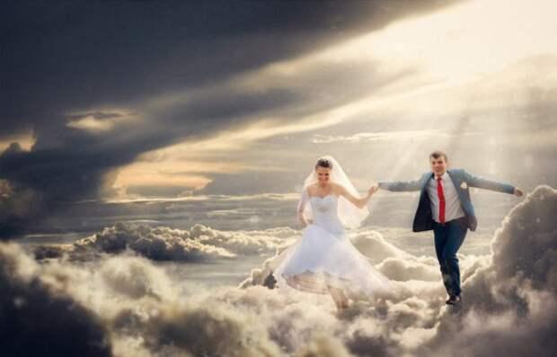 10 нелепых свадебных фотографий
