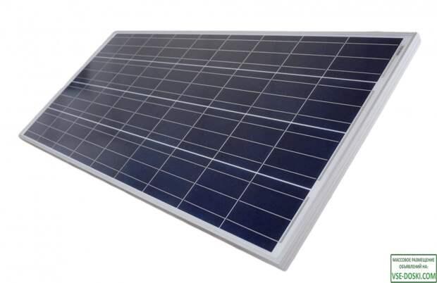 В США создали солнечную батарею с рекордным КПД выше 47%