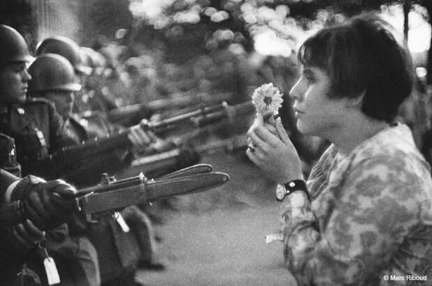 Лучшие работы классика фотографии Марка Рибу