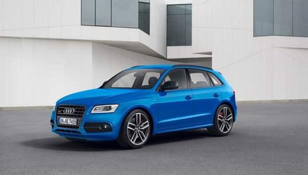 Дизельный Audi SQ5 отправит конкурентов на скамейку запасных