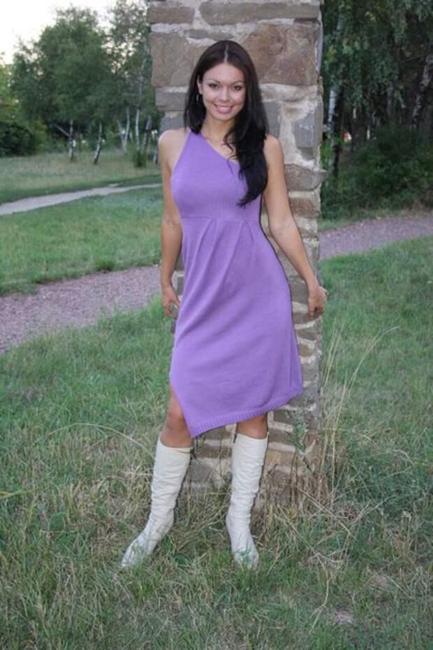 Платья ручной работы. Ярмарка Мастеров - ручная работа Платье П-75. Handmade.