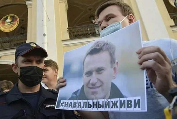 «Бритва Оккама» в ядовитом шоу Навального. Голос Мордора