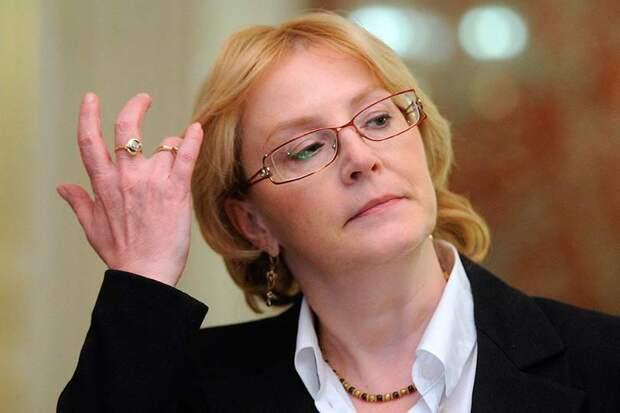 Скворцова заявила, что в России снизилось количество смертей от инсультов в 2 раза