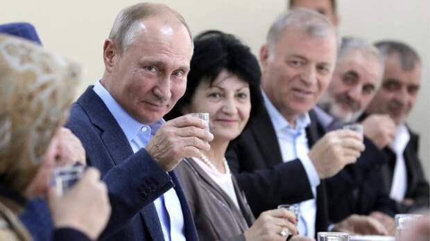 Путин и преемники