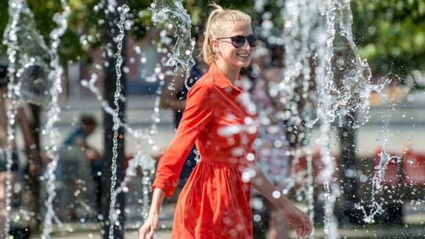 Вильфанд анонсировал жаркую погоду в столичном регионе России в ближайшие дни