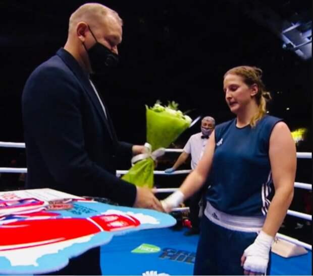 Севастопольская спортсменка Гапешина взяла бронзу чемпионата России по боксу