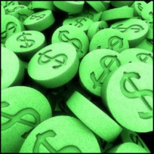 Фармацевтический бизнес на болезнях