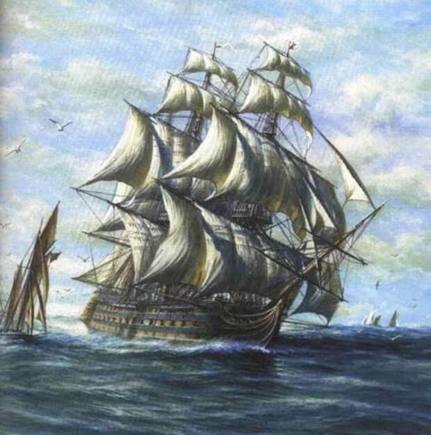 Двойной Морской Десант России для Статуи Свободы
