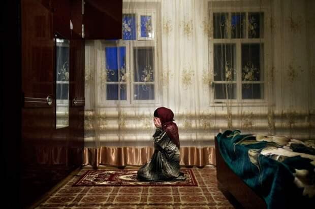 Чеченская женщина