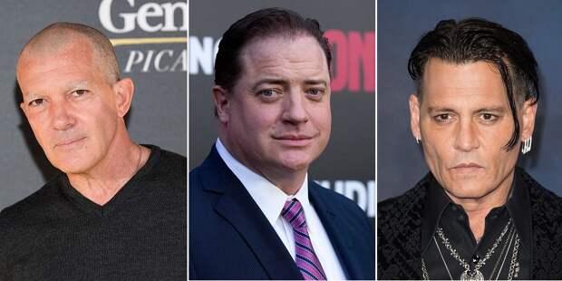 Уже несекс-символы! 8 голливудских красавчиков, которые забили насебя