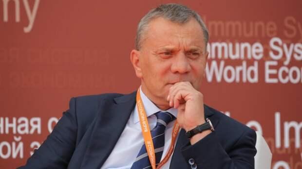 Зампред Правительства Российской Федерации Юрий Борисов