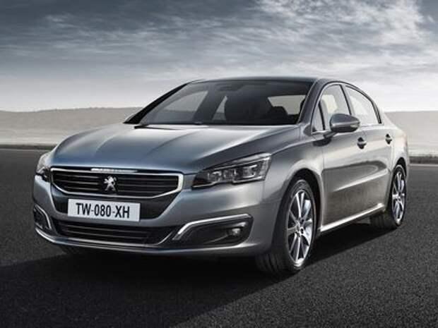 Классовые игры: Peugeot 508 в ожидании наследника