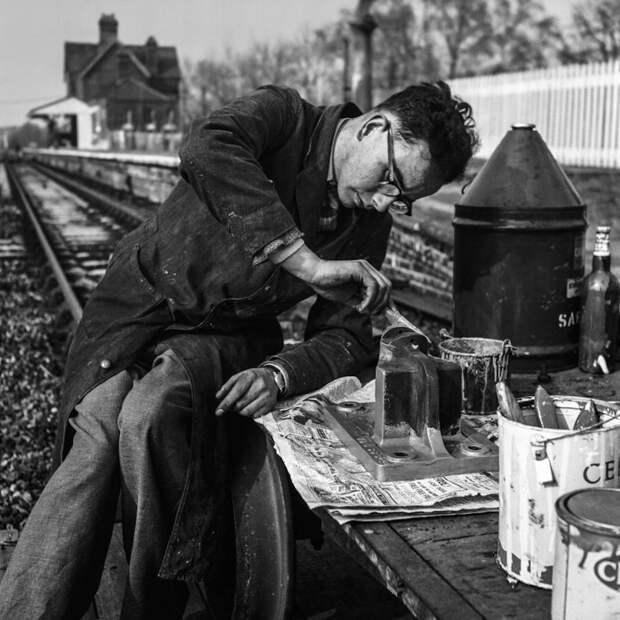 Работы легендарного британского фотографа Джейн Боун