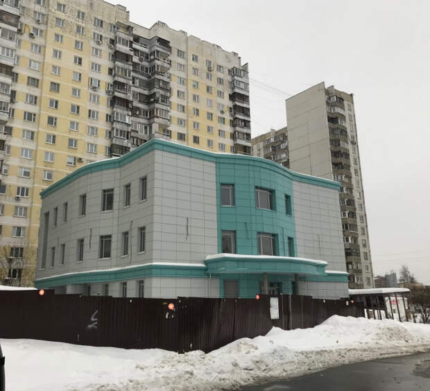 На Митинской завершено строительство медико-диагностического центра