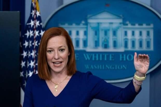 «Нинасловах, нивдействиях»: США нестремятся кэскалации сРоссией— Белый дом